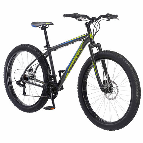"Mongoose Alder 27 1/2"" Mens Front Suspension Mountain Bike"