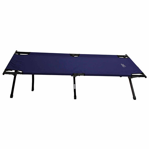 Texsport Large Folding Steel Cot