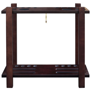jcpenney.com | Hathaway Classic Floor Billiard Pool Cue Rack