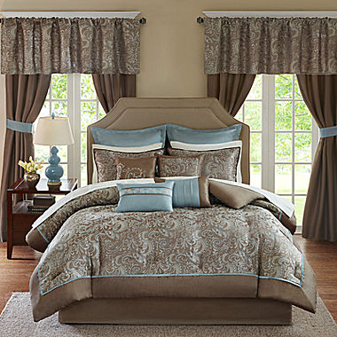 Cadence 24 Pc Comforter Set Jcpenney