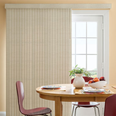 "jcpenney.com | Bali® Fabric  3½"" Vertical Blinds"
