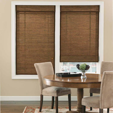 jcpenney.com | Bali Natural Custom Cordless Roman Shades