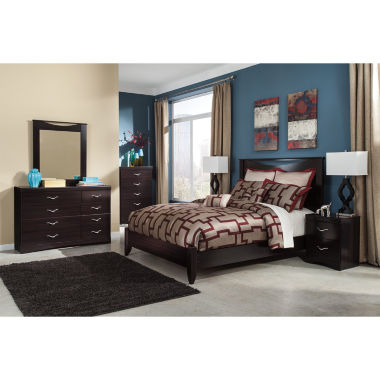 jcpenney.com | Signature Design by Ashley® ZANBURY QUEEN BED