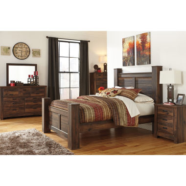 Bedroom Furniture Jcpenney signature designashley® quinden bedroom collection - jcpenney