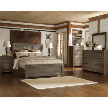 jcpenney.com | Signature Design by Ashley® JUARARO QUEEN PANEL BED