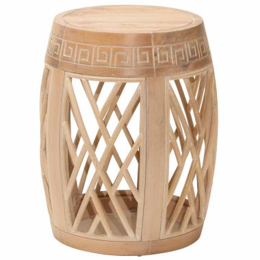 jcpenney.com | Wood Drum Table