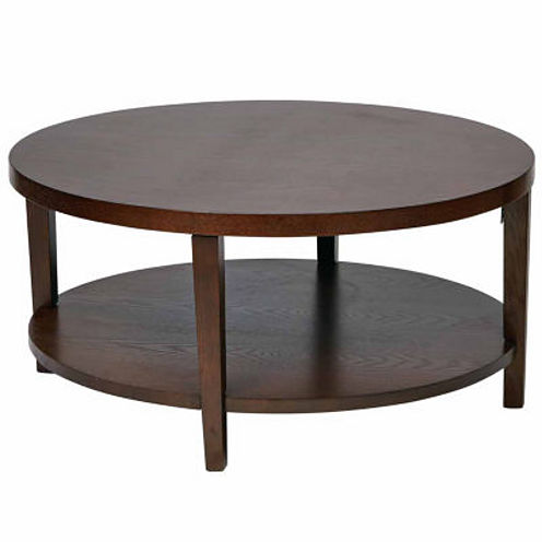 Merge 36 In Round Coffee Table