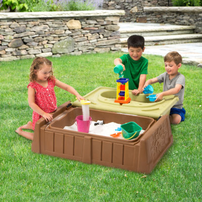 Sand And Water Picnic Table Modern Coffee Tables And