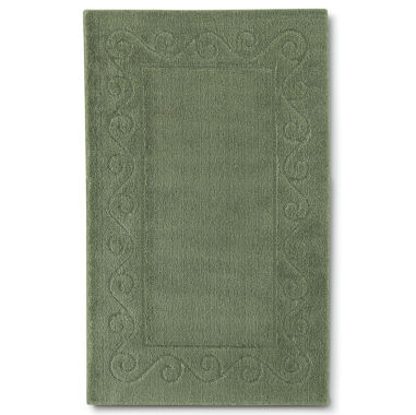 jcpenney.com | JCPenney Home™ Majestic Scroll Border Rug Collection