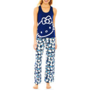 Hello Kitty® Tank Top and Pants Pajama Set