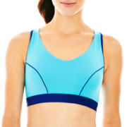 Marie Meili Crop Sports Bra
