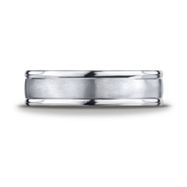 jcpenney.com |  Mens Cobalt Satin Center Rounded Edge 6mm Wedding Band