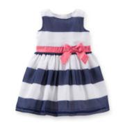 Carter's® Striped Easter Dress – Baby Girls newborn-24m