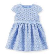 Carter's® Lace Easter Dress – Girls newborn-24m