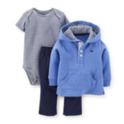 Carter's® Hoodie, Bodysuit and Pants – Boys newborn-24m