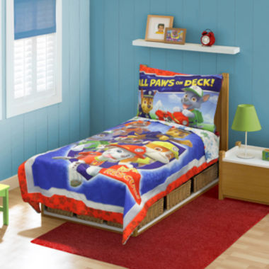 jcpenney.com | Paw Patrol 4-pc. Toddler Bedding Set