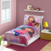Dora 4-pc. Toddler Bedding Set