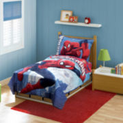 Spider-Man 4-pc. Toddler Bedding Set