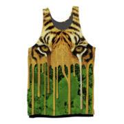 Tiger Mesh Tank Top