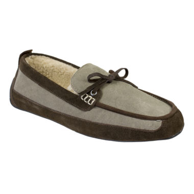 jcpenney.com | Dockers® Suede Slippers