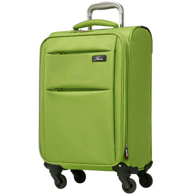 "Skyway® Flair 20"" Softside Carry-On Expandable Spinner Upright Luggage"