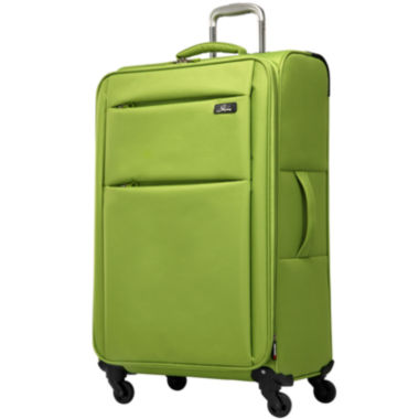 "jcpenney.com | Skyway® Flair 28"" Softside Expandable Spinner Upright Luggage"