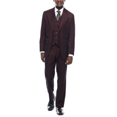 jcpenney.com | Steve Harvey® Merlot Suit Separates