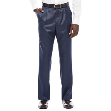 jcpenney.com | Steve Harvey® Blue Pleated Suit Pants