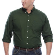 Dockers® Long-Sleeve Woven Shirt - Big & Tall