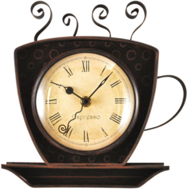 jcpenney.com | FirsTime® Coffee Cup Clock