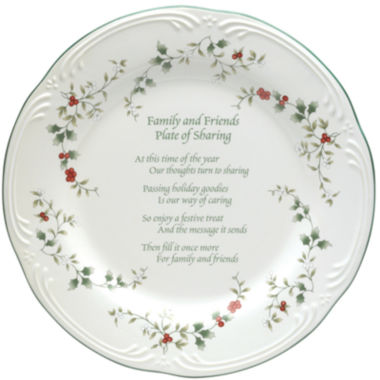 jcpenney.com | Pfaltzgraff® Winterberry Friends & Family Round Serving Platter