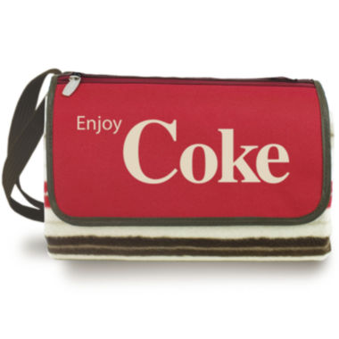 jcpenney.com | Picnic Time® Coca-Cola Two-Sided Blanket Tote
