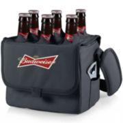 Budweiser Six-Porter Cooler Tote