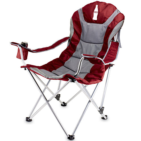 Coca-Cola Reclining Camp Chair
