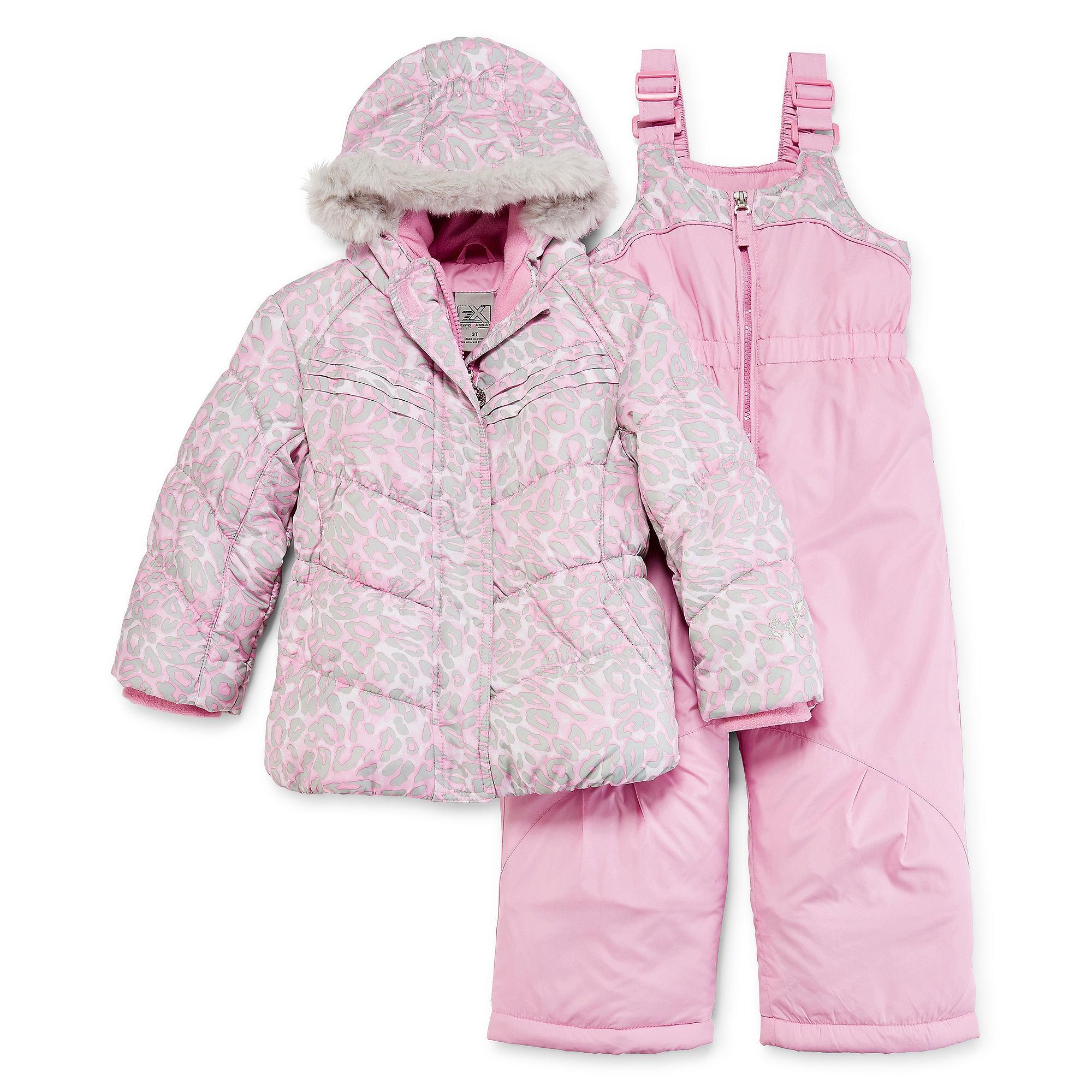 18f86118fd5a UPC 887219514722 - ZeroXposur Jacket and Snow Bib - Toddler Girls 2t ...