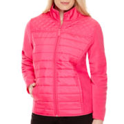 Made For Life™ Quilted Polar Fleece Jacket - Plus
