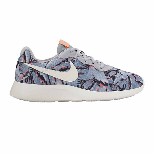 Nike® Tanjun Print Womens Running Shoes