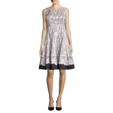 jcpenney.com | Danny & Nicole Sleeveless Fit & Flare Dress