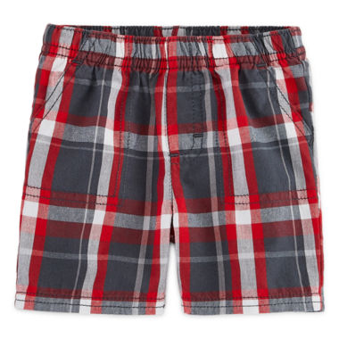 jcpenney.com | Okie Dokie Pull-On Shorts Baby Boys