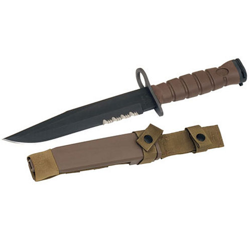 Ontario Knife Co OKC3S Marine Bayonet Knife
