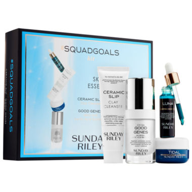 jcpenney.com | Sunday Riley #SquadGoals Skincare Essentials Kit