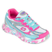 Skechers® Synergy Girls Sneakers - Little Kids
