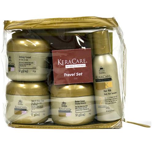 KeraCare® Natural Textures 4-pc. Travel Set