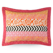 Seventeen® South Beach Standard Pillow Sham