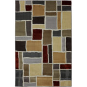 JCPenney Home™ Irregular Blocks Rectangular Rugs