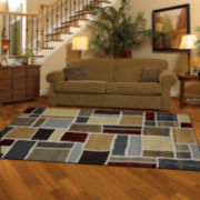 JCPenney Home™ Irregular Blocks Rectangular Rug