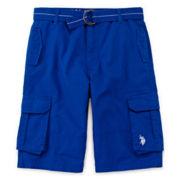 U.S. Polo Assn.® Cargo Shorts – Boys 8-18