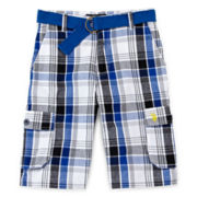 U.S. Polo Assn.® Plaid Shorts - Boys 8-18