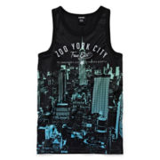 Zoo York® Knit Graphic Tank Top - Boys 8-20