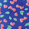 Blue Cherry Hearts